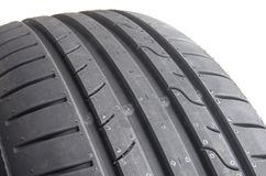 Summer tire Stock Photography