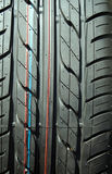 Summer tire tread Stock Photos