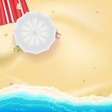 Summer travel background. Stock Photo