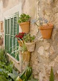 Summer travel in Spain. Island Majorca. Stock Photos