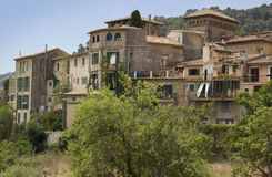 Summer travel in Spain. Island Majorca. Royalty Free Stock Image