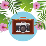 Summer, travel and vacation Stock Photos