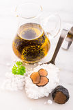 The summer truffle Royalty Free Stock Images