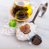 The summer truffle Stock Photography