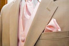 Summer Tuxedo Royalty Free Stock Image