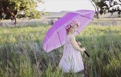 Summer Umbrella Royalty Free Stock Photos