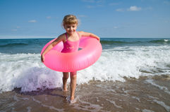 Summer vacation Royalty Free Stock Image