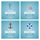 Summer Vacation Royalty Free Stock Photo