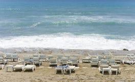 Summer vacation in Alanya stock image