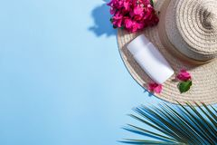Summer, vacation background Royalty Free Stock Photography