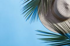 Summer, vacation background Royalty Free Stock Photo