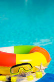 Summer vacation Royalty Free Stock Images