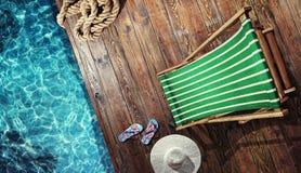 Summer vacation. Royalty Free Stock Photo