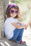 Summer vacation child Royalty Free Stock Photos
