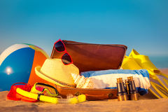 Summer vacation concept Royalty Free Stock Image