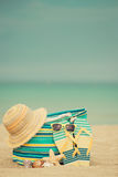 Summer vacation concept Stock Photography