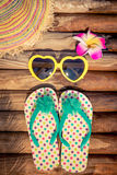 Summer vacation concept Royalty Free Stock Images