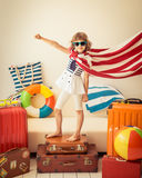 Summer vacation concept Royalty Free Stock Photos