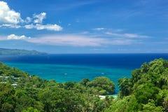 Summer vacation destination Stock Photos