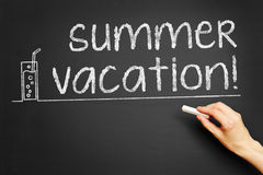 Summer vacation! Stock Images