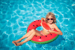 Summer vacation and healthy eating concept Royalty Free Stock Photography