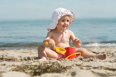Summer vacation Stock Images
