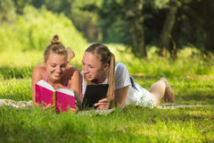 Summer vacation in nature Royalty Free Stock Photo