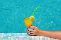 Summer vacation scene Royalty Free Stock Image