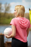 Summer vacation, sport and people concept Stock Photo