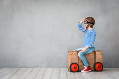 Summer vacation and travel concept Stock Photos