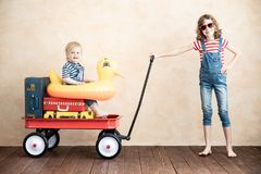 Summer vacation and travel concept stock images