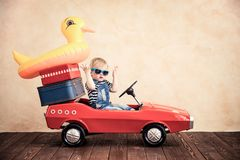 Summer vacation and travel concept Royalty Free Stock Image