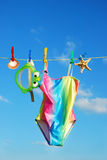 Summer vacations royalty free stock image