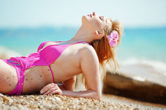 Summer vacations Royalty Free Stock Photography
