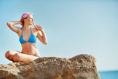 Summer vacations Stock Photo