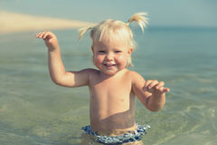 Summer vacations concept Royalty Free Stock Photos