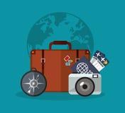 Summer vacations design Stock Photo