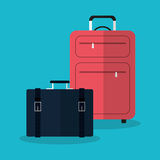 Summer,vacations and travel Stock Photography