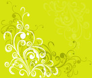 Summer vector background Royalty Free Stock Photos