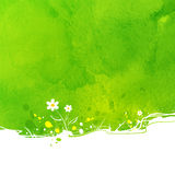 Summer vector background Royalty Free Stock Images