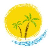 Summer vector Stock Photography