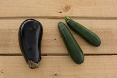 Summer vegetables Royalty Free Stock Photography