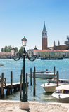 Summer venetian seaview Stock Photo