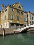 Summer in Venice, Grand Canal Stock Photo