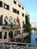 Summer in Venice, Grand Canal, Italy Royalty Free Stock Images