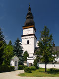 Roman-Catholic Church of Saint Matthew stock image