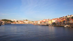 Summer view on Porto, Portugal stock video footage