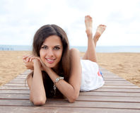 Summer vocation Royalty Free Stock Photography