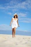 Summer walk Stock Photo