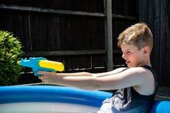 Free Summer Water Fun Royalty Free Stock Image - 154282426